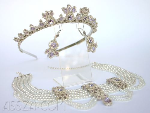 Wedding jewellery for Lindus